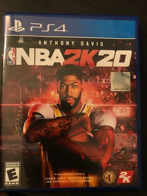 2k20 PS4 Brand NEW!! for Sale in Bedford Heights, OH