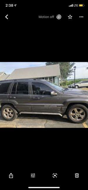 2004 Jeep Grand Cherokee for Sale in Bremerton, WA