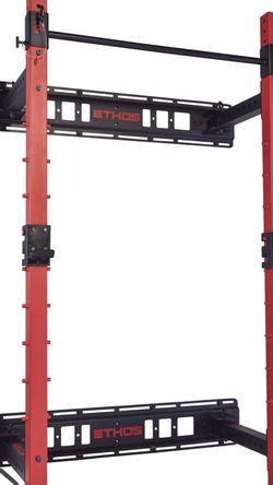 Ethos Foldable Squat Rack for Sale in Belle Isle,  FL