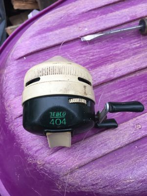 Zebco 404 reel for Sale in Quaker City, OH