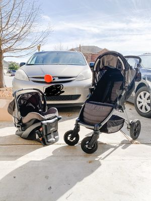 Britix Car seat and Travel Stroller for Sale in Leander, TX