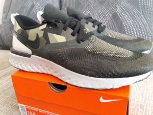 Brand New Nike Odyssey React 2 Flyknit GPX Shoes Men's Size 12.5 for Sale in Rialto, CA