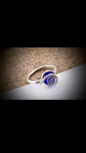 925 StamPed UNiQue SpiRaL RiNg for Sale in Bountiful, UT