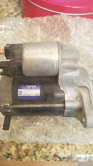 DENSO OEM Toyota Corolla starter part#1741 03-07 for Sale in Scottsdale, AZ