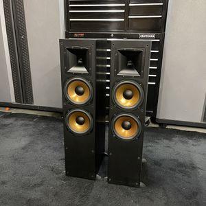 Klipsch RF3 Floor Speakers for Sale in Las Vegas, NV