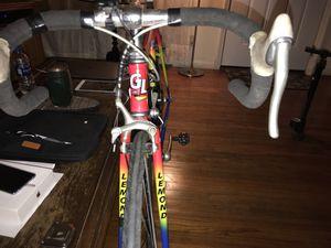 Greg LeMond Team Z Classic Steel Bike 1990's for Sale in Houston, TX
