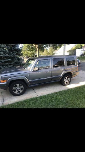 2007 Jeep Comander for Sale in Long Branch, NJ