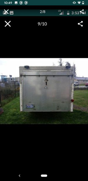 Enclosed Utility Trailer for Sale in Tacoma, WA