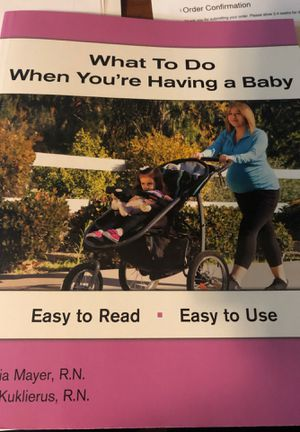 maternity book for Sale in Manteca, CA