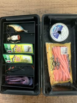 Fishing tackle Box for Sale in Raleigh,  NC
