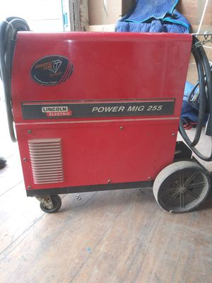 Lincoln welder MIG 255 for Sale in Jurupa Valley, CA