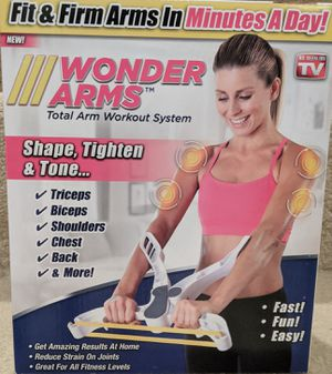 BRAND NEW WONDER ARMS for Sale in Stafford, VA