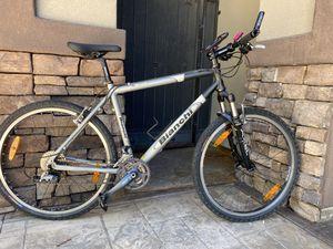 Imported Italian Bianchi 3300 Bicycle Bike Aluminum 3x9 Shimano XT Avid Breaks ! Not Trek Specialized for Sale in Las Vegas, NV