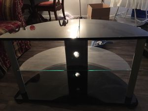 Good condition tv stand for 50 OBO!! for Sale in Lakeland, FL