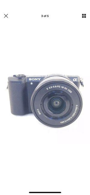 Sony camera for Sale in Tucson, AZ