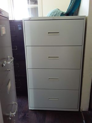 Filing cabinets for Sale in Ferris, TX