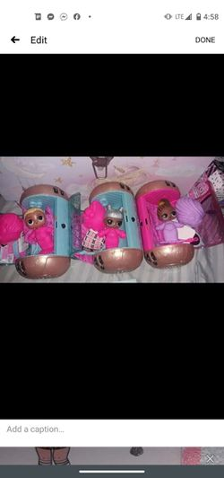 11 brand new LOL SURPRISE Dolls different collections different series's FOR TRADE or sale for Sale in Modesto,  CA