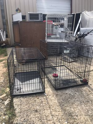 Dog Crate Lot for Sale in Raleigh, NC
