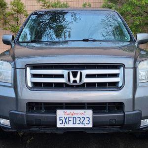2007 Honda Pilot Ex-L SUV 4D for Sale in Sacramento, CA