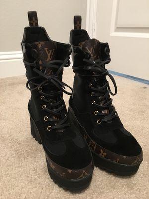 Louis Vuitton boots for Sale in Dallas, TX