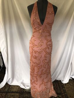Pink pageant dress for Sale in Lemon Grove,  CA