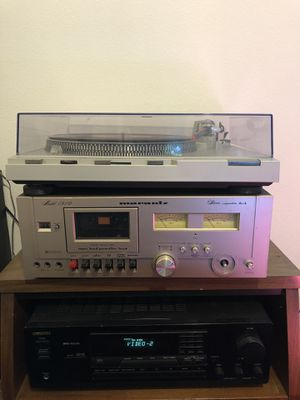 Marantz 1810 Stereo Cassette Deck for Sale in Los Angeles, CA
