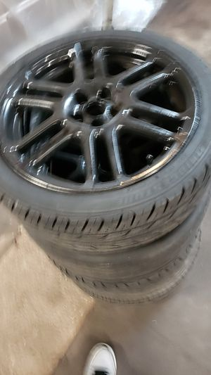 Rims 5x100 for Sale in Leominster, MA