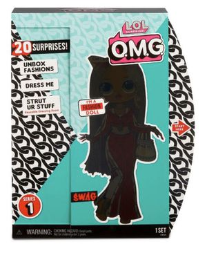 L.o.l surprise o.m.g swag doll new for Sale in Fort Lauderdale, FL