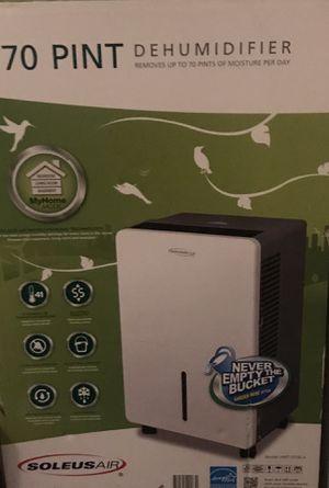 SOLEUS AIR Dehumidifier for Sale in Plano, TX