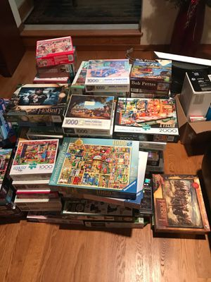 Jigsaw puzzles for Sale in Stanwood, WA
