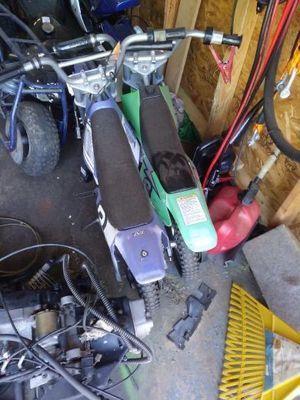 Razor dirt bikes for Sale in Superior Charter Township, MI