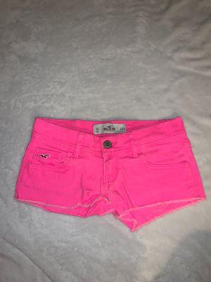 Neon Denim Cutoff Shorts for Sale in Chapel Hill, NC