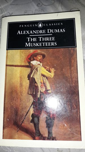 The Three Musketeers book for Sale in Erie, PA