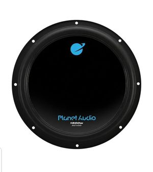 Brand new 10'planet audio for trade for Sale in Camden, NJ