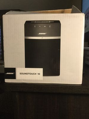 Bose Soundtouch 10 for Sale in Muncie, IN