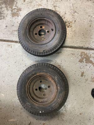 Trailer tires for Sale in Dixon, CA