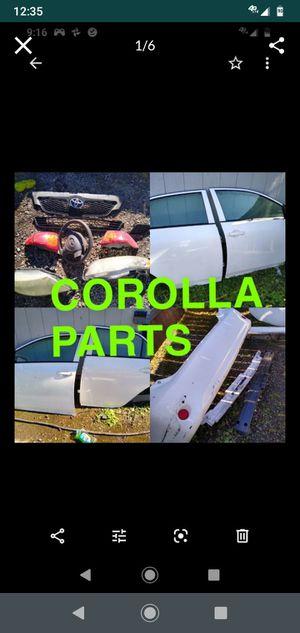 2009-2013 toyota corolla doors for Sale in Milwaukie, OR