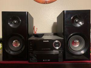 Phillips BTM 2180 stereo for Sale in Round Rock, TX