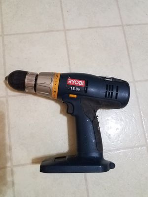 Ryobi Cordless Drill for Sale in Grove City, OH