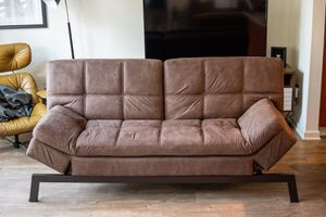 CODDLE TOGGLE CONVERTIBLE COUCH + OTTOMAN for Sale in San Jose, CA