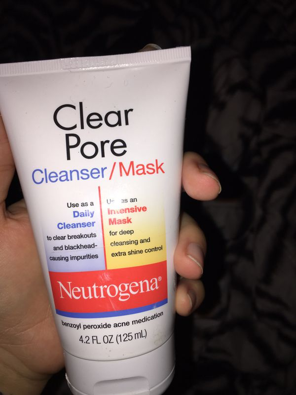 Neutrogena Face Mask