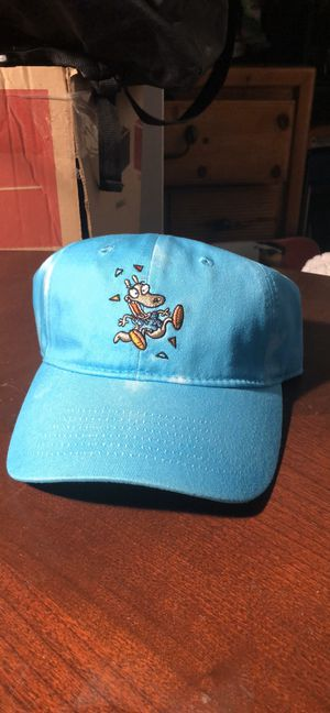 Rocko's modern life blue wash baseball hat nickelodeon for Sale in Mesquite, TX