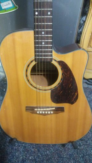 Acoustic electric guitar for Sale in San Leandro, CA