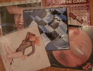Vinyl Record Lot - 5 albums - The Cars for Sale in Murphy, TX