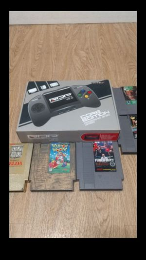 Hand held Nintendo game console for Sale in Maplewood, MO