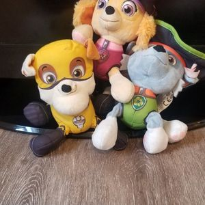 Paw Patrol Plushies for Sale in Aurora, CO