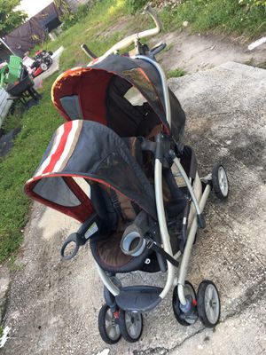 Double stroller good condition for Sale in Winter Park, FL