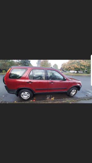 Honda CRV 2003 for Sale in Hillsboro, OR