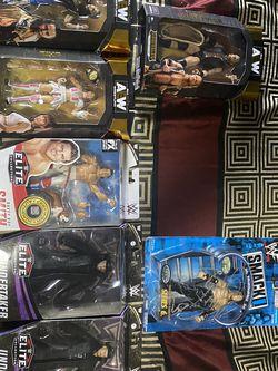 AEW & WWE ELITES for Sale in Lawrenceville,  GA