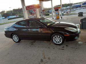""" Sporty 2004 Lexus es330 "" for Sale in Bunn, NC"